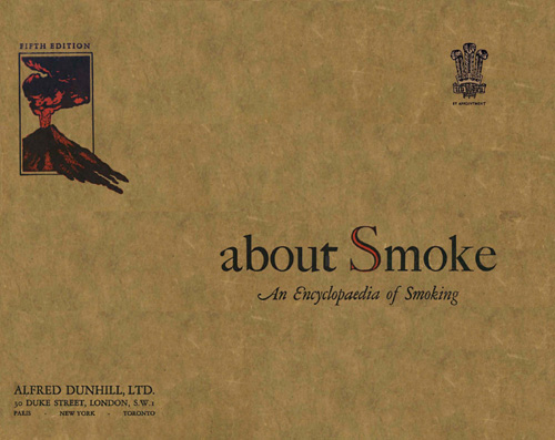 About Smoke... An Encyclopedia of Smoking