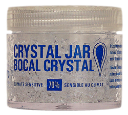 Brigham Crystal Jar 70% Humidifications