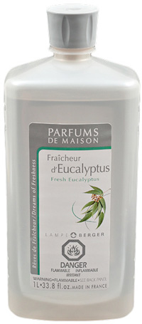 Lampe Berger Fresh Eucalyptus 1000ml
