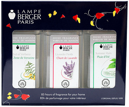 Fresh Fragrance Trio Pack