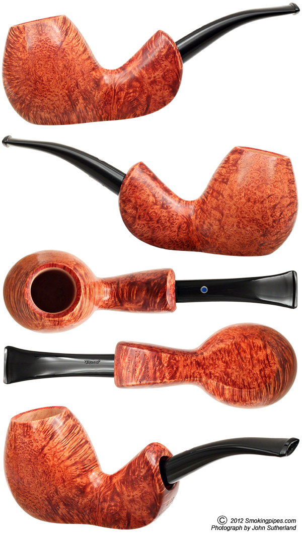Mercurio Fantasy Bent Brandy Sitter