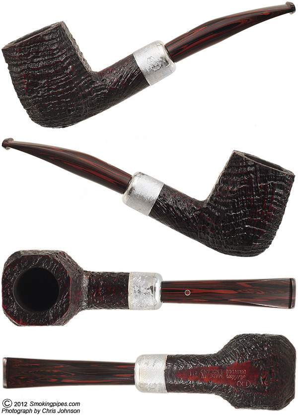 Brindle Paneled Billiard with Silver Army Mount (LX)