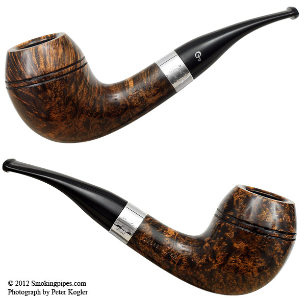 Sherlock Holmes Smooth Brown Deerstalker Fishtail