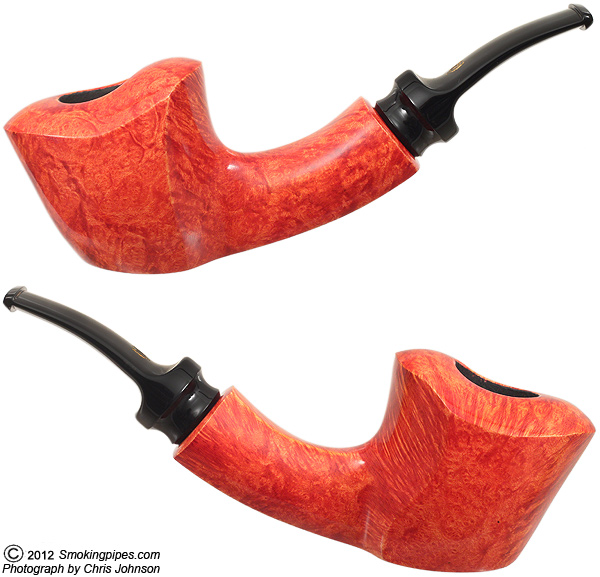 Crown Smooth Bent Dublin Sitter (300)
