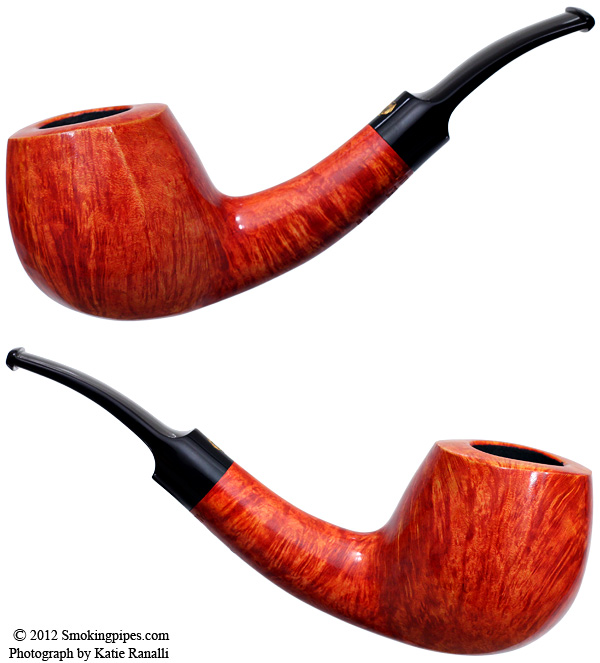 Crown Smooth Paneled Bent Apple (300)