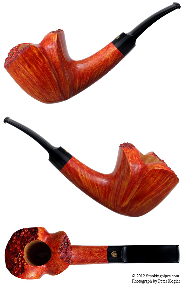 Crown Smooth Bent Dublin (Collector)