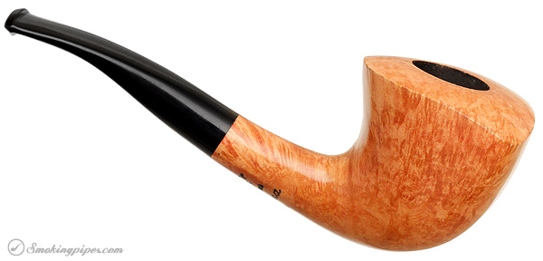 Randy Wiley Patina Bent Dublin with Plateau (55)