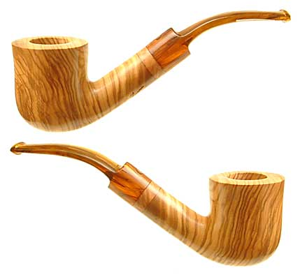 Olivastro Bent Billiard