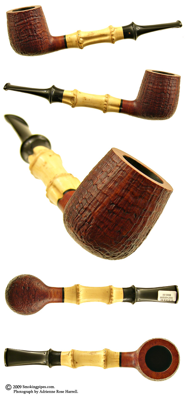 Sandblasted Billiard with Bamboo