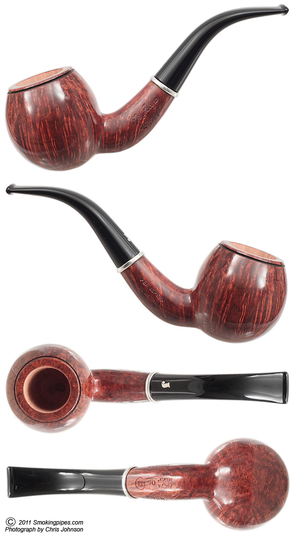 Picta Miro Walnut Bent Ball (L1) (06)