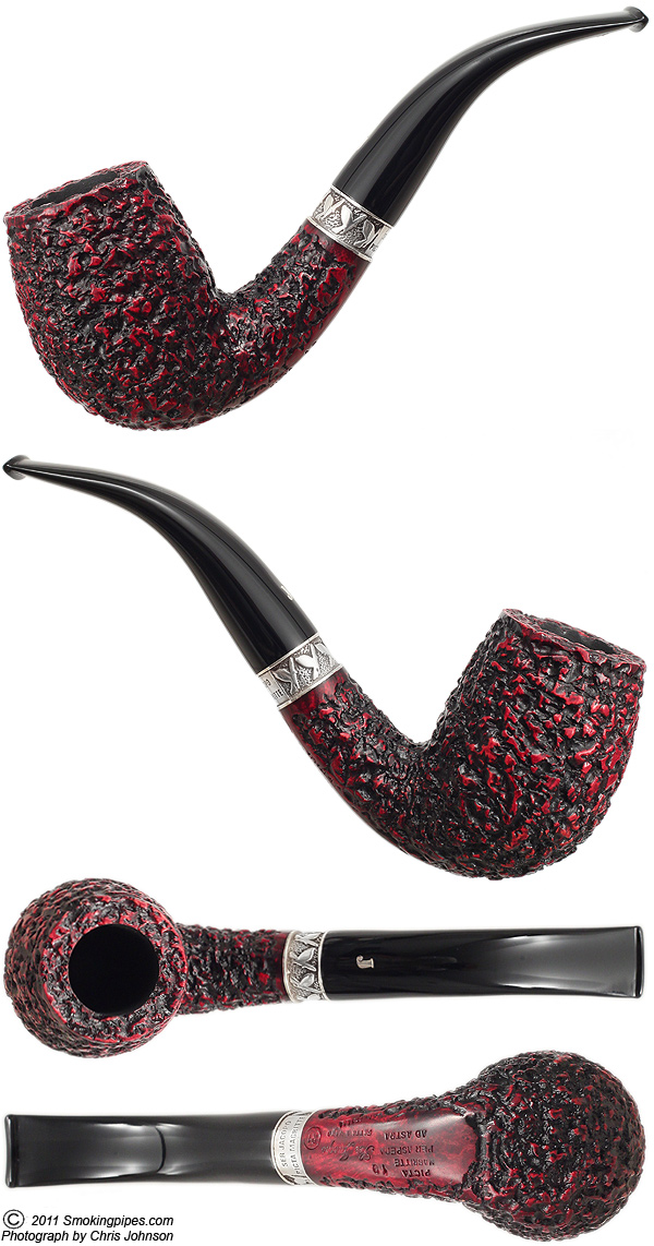 Picta Magritte Rusticated Bent Billiard (R1) (19)
