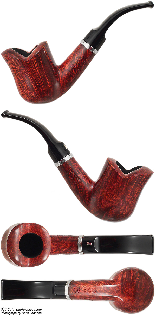 Picta Miro Walnut Bent Billiard (L1) (09)