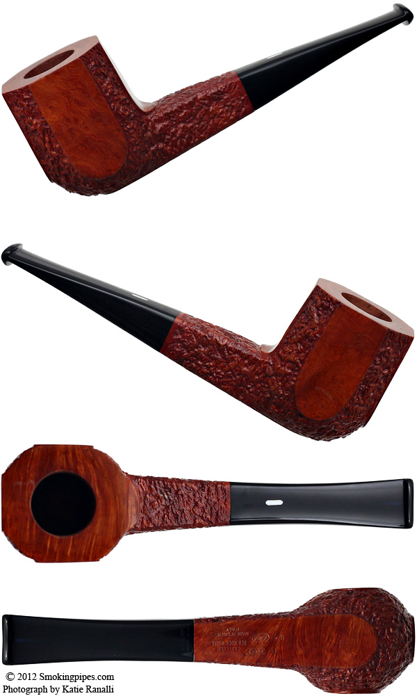 Sea Rock Briar Paneled Billiard (KKKK) (Pi)