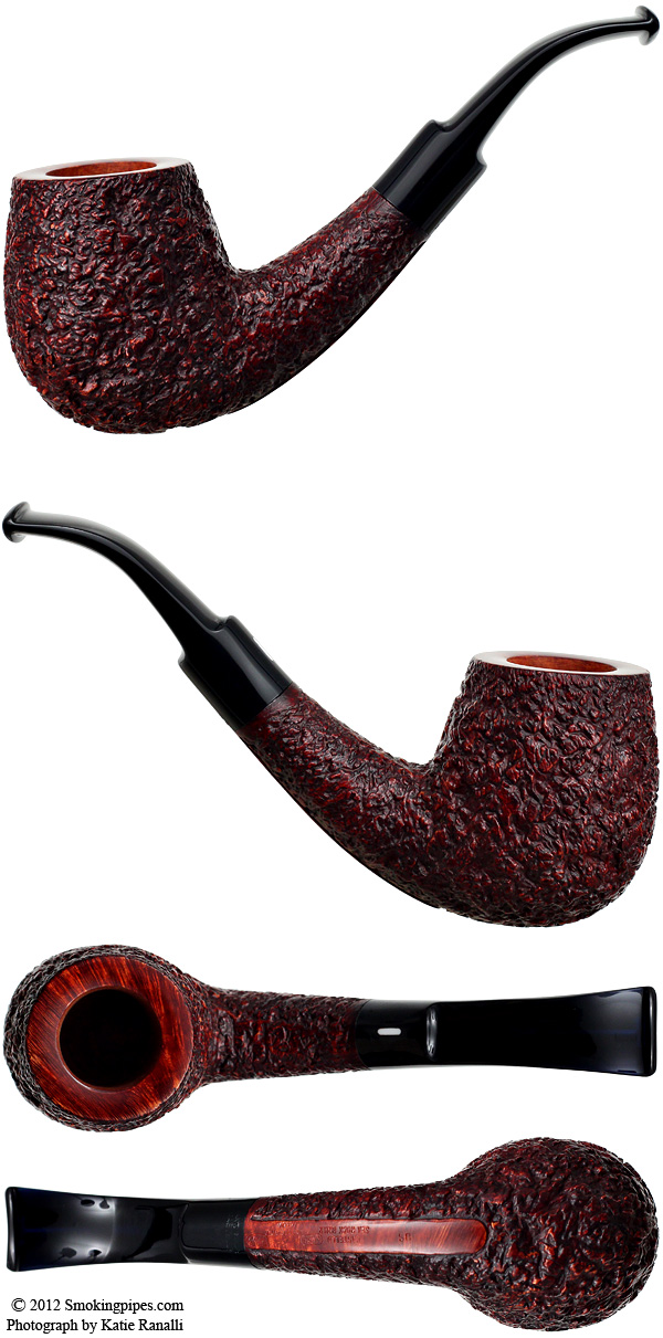 Sea Rock Briar Bent Brandy (KKKK)