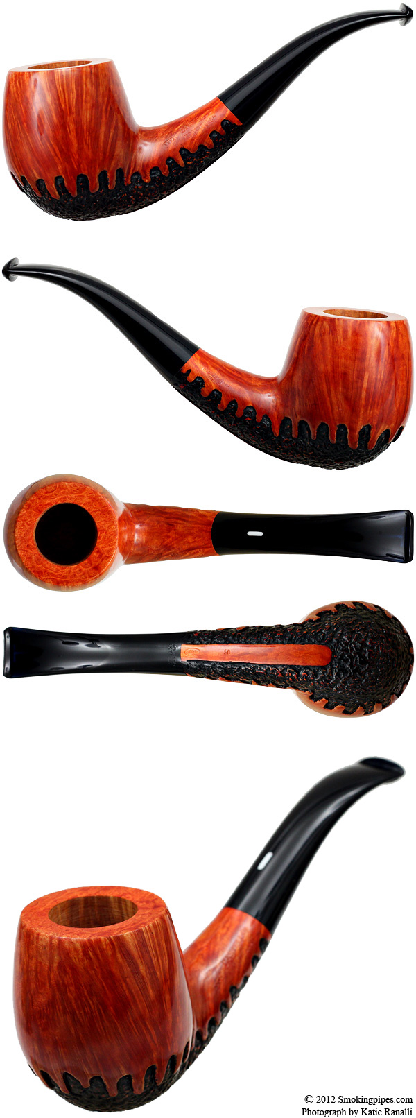 'Castello' Bent Billiard (KKKK)