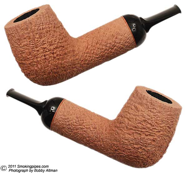 Sandblasted Chubby Billiard