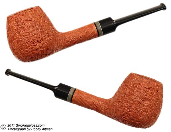 Sandblasted Brandy with Horn