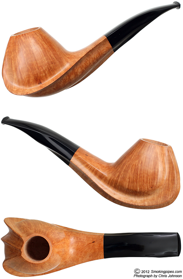Smooth Freehand Bent Brandy