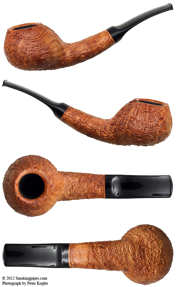 Sandblasted Squat Brandy