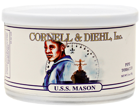 U.S.S. Mason 2oz