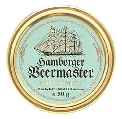 Hamborger Veermaster 50g