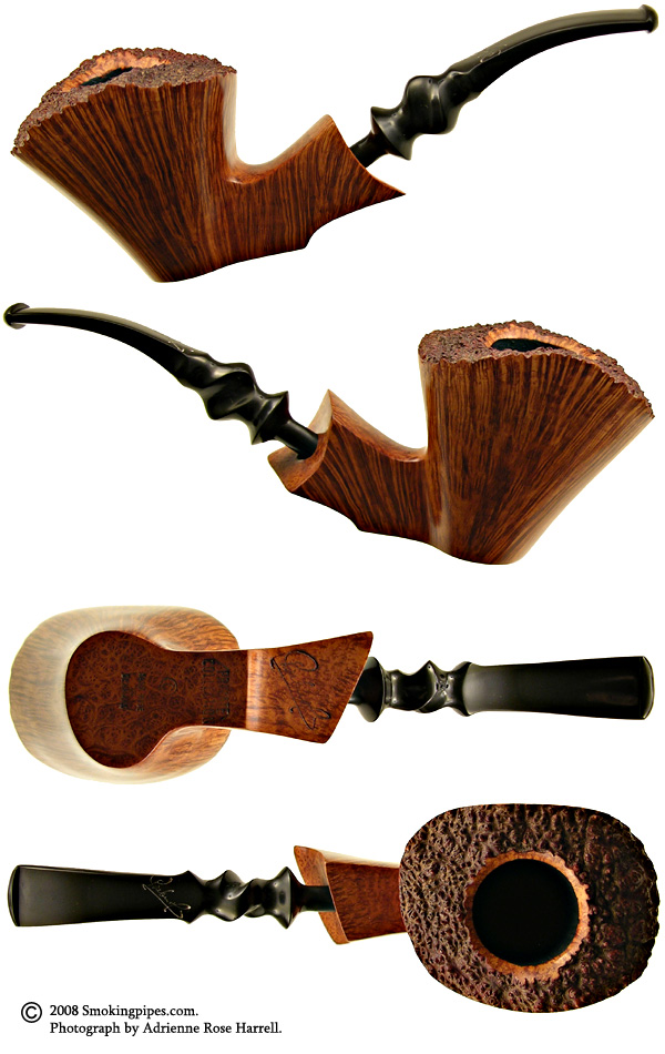 Preben Holm Private Collection Freehand Sitter [C] (Unsmoked)