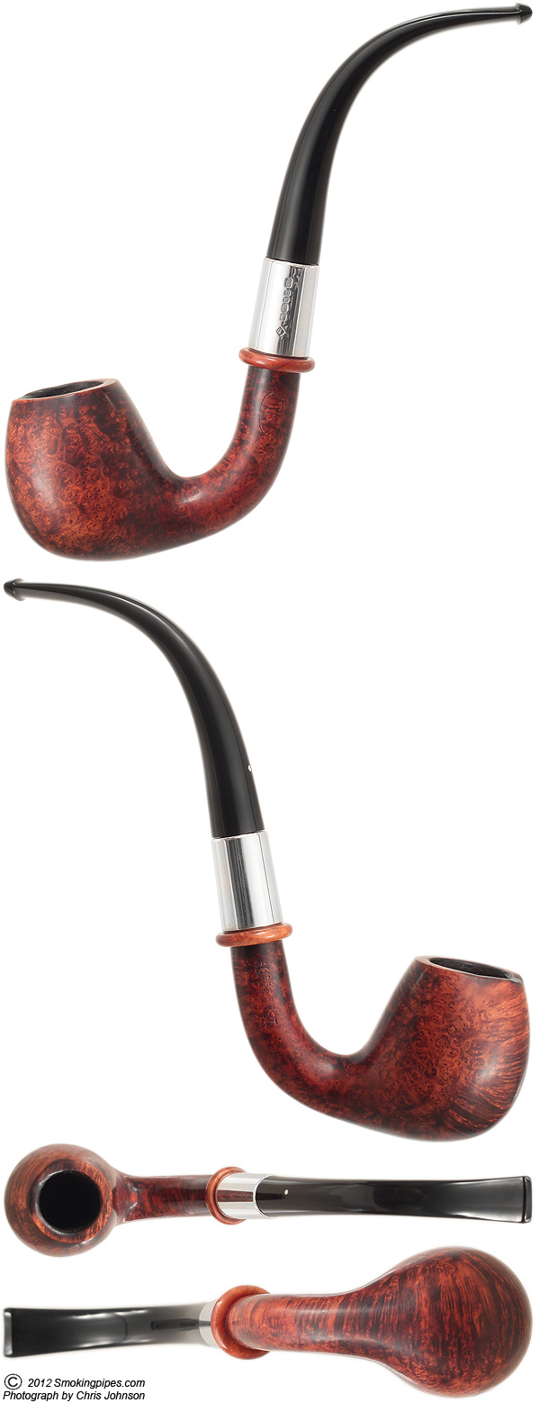Dunhill Amber Root Quaint with Calabash Style Shank (5) (2004)