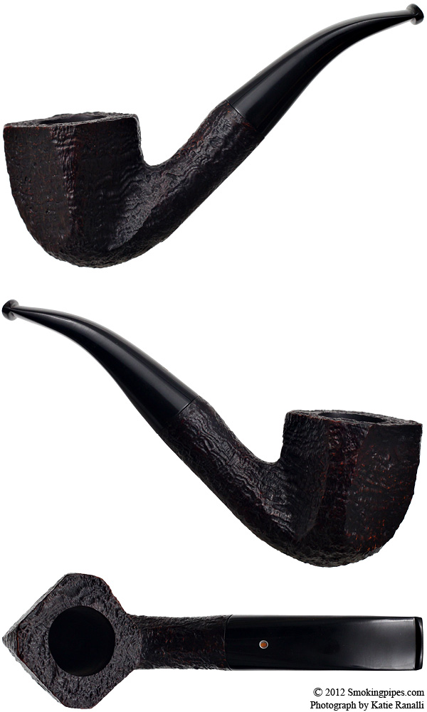 Ashton Pebble Grain Paneled Bent Panel (XXX) (Late 1990s) (Unsmoked)