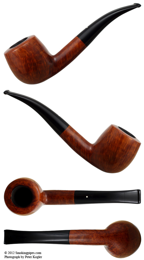 Dunhill Collector Bent Apple (1982)