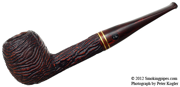 Butz-Choquin Rocamar Carved Billiard (1689)