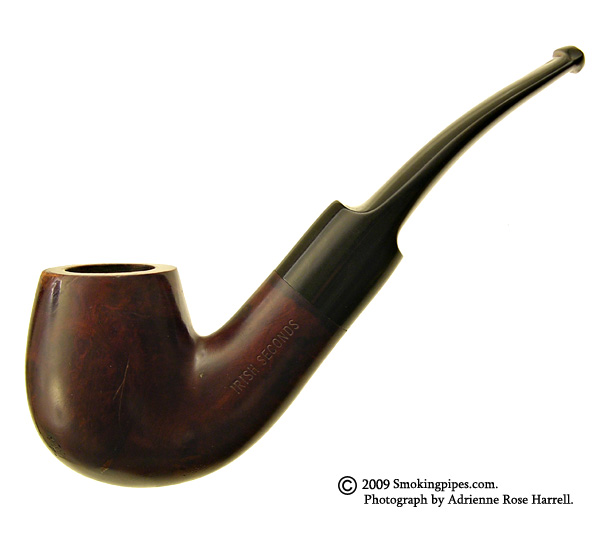 Irish Seconds Bent Billiard (by Peterson)