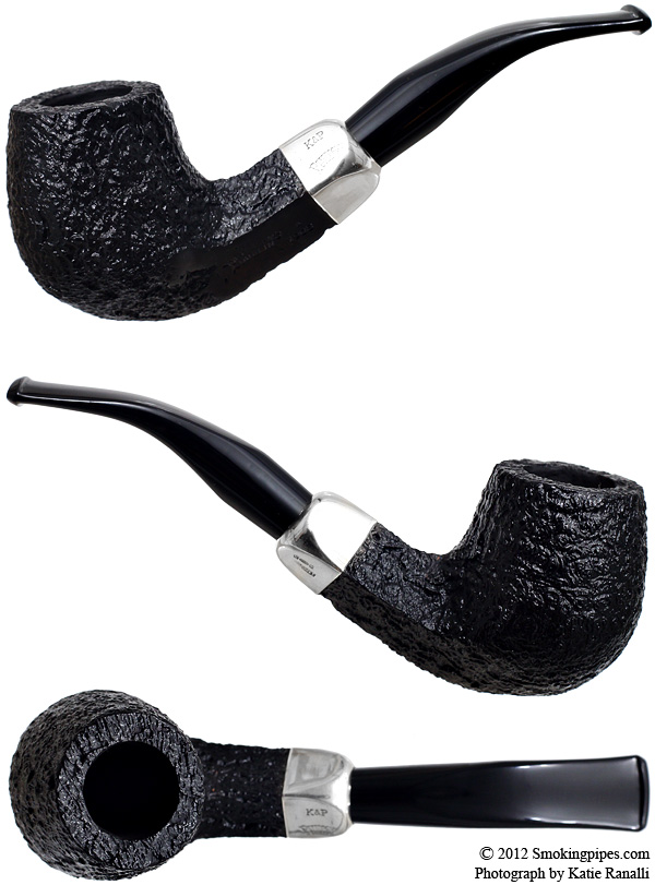 Peterson Antique Sandblasted (1908) (9mm) (Unsmoked)
