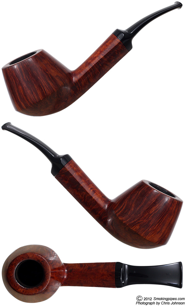 Paul Becker Smooth Bent Bulldog (D)