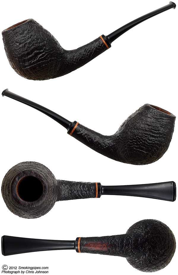 Yashtylov Sandblasted Bent Brandy