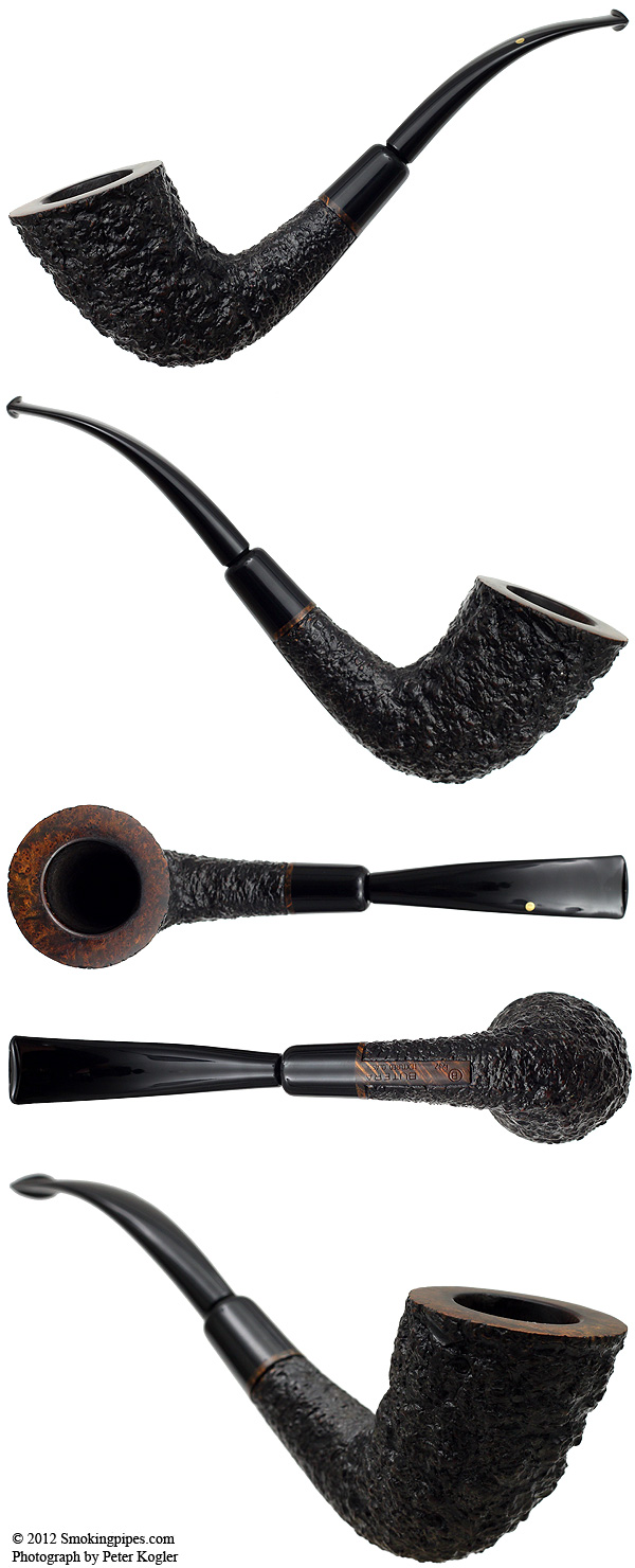 Mike Butera Textured Classic Bent Dublin (B) (1987)