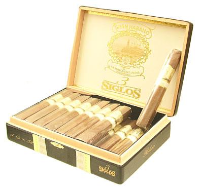 3 Siglos Robusto (Box of 20)