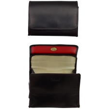 Peterson Deluxe Leather Stand Up Tobacco Pouch