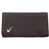 Savinelli Roll Up Tobacco Pouch Brown