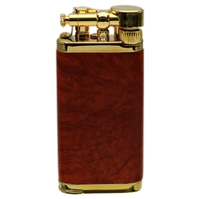 IM Corona Old Boy Smooth Briar Case
