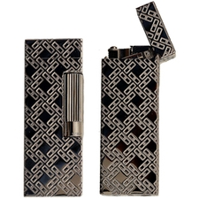 Dunhill Rollagas Eight Pattern Palladium