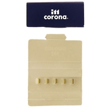 Corona Lighter Flints (5 pack with Brush)
