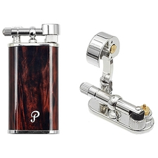 Peterson Pipe Lighter Brown