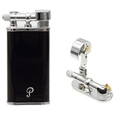 Peterson Pipe Lighter Black