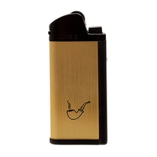 IMCO Gold Pipe Lighter