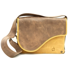 Claudio Albieri Pipe Messenger Bag