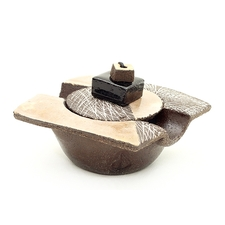 Claudio Albieri Ceramic Ashtray