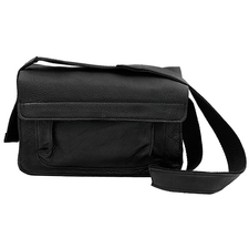 Senderkis Black Pipe Bag