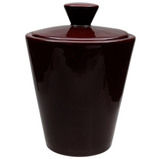 Savinelli Ceramic Tobacco Jar Bordeaux