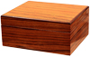 Savoy Zebrawood Small Humidor
