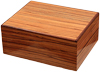 Savoy Zebrawood Medium Humidor